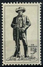 USA 1964 SG # 1224 Sam Houston MNH #D 38874