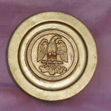 MGM David Weisz Auction movie prop 1959 Ben Hur Roman Standard Gold Eagle Aquila