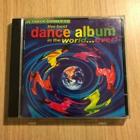Various Artists: Best Dance Album in the World...Ever! 2CD Album - FAST Dispatch