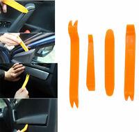 4 Pieces Car Radio Door Clip Panel Trim Dash Audio Removal Installer Pry Tools
