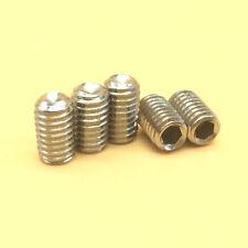 200Pcs Stainless Steel Hex Socket Set Screws Assortment Kit [CAPT2011]