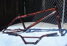 2016 COLONY PRODY LIMITED EDITION FIRE STORM FREESTYLE PRO BMX PERFORMER STYLE
