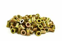 Astro Pneumatic Tool RN832 #8-32 Steel Rivet Nuts - Pack of 100