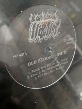 "Old School Hip Hop Vol. II 12"" HH 401 SEALED"