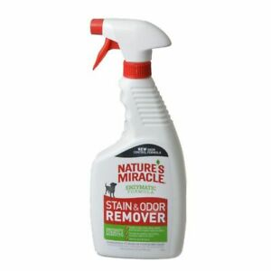 LM Nature's Miracle Enzymatic Formula Stain & Odor Remover 24 oz