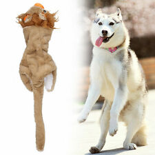 Dog Pets Plush Attract Squeaker Toy Cat Puppy Interactive Squeaky Chew Toys