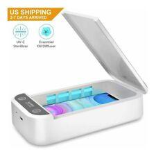 Uv Cell Phone Sanitizer, Portable Uv Light Cell Phone sterilizer