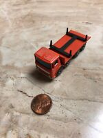 Vintage 1973 Lesney Matchbox Leyland Ergomatic Cab #10 Superfast Orange c8 Toy