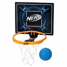 Brand New NERF N-Sports CYBER HOOP SET Basketball Ring