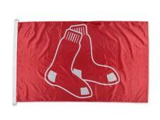 "Boston Red Sox MLB WinCraft Team ""Hanging Socks'' Logo 3' x 5' Flags Banner"