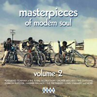 "MASTERPIECES OF MODERN SOUL VOLUME 2  ""CROSSOVER, 2 STEP & SHUFFLERS 24 TRACKS"""