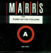 "7"" MARRS/Pump Up The Volume (Remix) D"