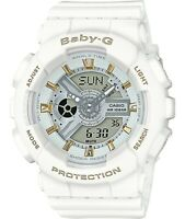 Brand New Casio Baby G White Digital Analog Watch