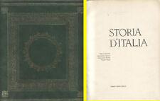 STORIA D ITALIA - opera monumentale in 14 volumi Fabbri a cura Bianchi Chierici