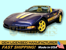 1998 Corvette C3 Indy Indianapolis 500 Pace Car Graphics Decals Stripes Kit