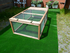 5' X 3' Large Box Run Rabbit/Guinea Pigs