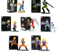 Dragon Ball Z PVC Action Figures Goku Cell Frieza Gohan DBZ Collectible Toy Gift