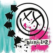 Blink 182 Self-titled 2 X 180gsm Vinyl LP Plus Download and *