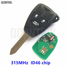 Remote Flip Key fob for JEEP Commander Patriot Compass Grand Cherokee Liberty