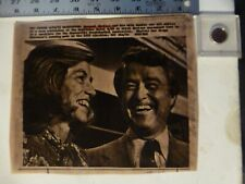 Vintage Wire Press Photo-Sargent Shriver Eunice Kennedy Shriver 9/20/1975