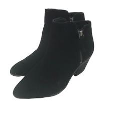 Frye Women's Black Ankle Bootie Boot Size 7.5