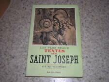 1959.plus beaux textes sur Saint Joseph / Villepelet.sur alfa