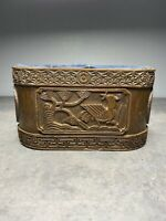 19th Century Chinese Imperial Palace Hand-carved Fragrant Wood Antique Box