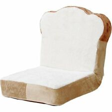 Floor Chair Zaisu bread seat from Japan Japan new.
