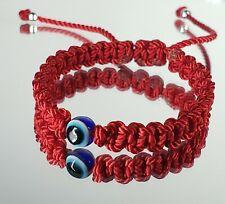 Baby red string bracelet, Newborn infants & small children evil eye bracelet