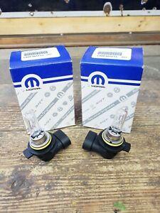 2x New OEM Chrysler Dodge Jeep 9012 HIR2 Halogen Headlight Bulbs Lamp L0009012LL