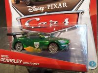 DISNEY PIXAR CARS NIGEL GEARSLEY WITH FLAMES ALLINOL BLOWOUT 2014 SAVE 6% GMC