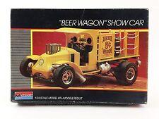 Vintage 1986 Monogram 1/24 Beer Wagon Show Car model kit MIB unbuilt