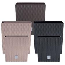 polyrattan pflanzk bel g nstig kaufen ebay. Black Bedroom Furniture Sets. Home Design Ideas