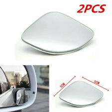 A Pair Car Both Side Fan-shaped Blind Spot Wide-view Auxiliary Mirror Safe Drive