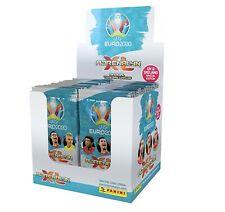Panini UEFA Euro 2020 Adrenalyn XL Cards 10, 20, 50 Packs Full Box