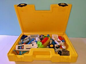 Fisher Price Construx with Case