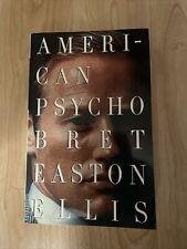 Bret Easton Ellis - American Psycho 1991 Vintage Paperback Ex