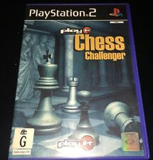 PlayStation PS2 Chess Challenger