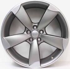 18 inch Genuine Audi A1 S LINE 2015  MODEL ROTOR ALLOY WHEELS