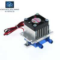 12V electronic semiconductor thermoelectric refrigeration fan system module