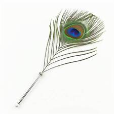 Cute Creative Peacock Feather Ballpoint Pen Home Decoration Students Stationery