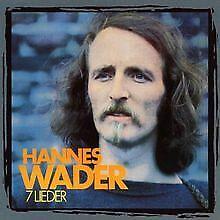 7 Lieder von Wader,Hannes | CD | Zustand gut