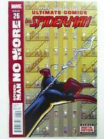 Marvel ULTIMATE COMICS SPIDER-MAN #26 Key TASKMASTER Black Widow NM Ships FREE!