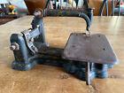 Antique Wheeler & Wilson Sewing Machine