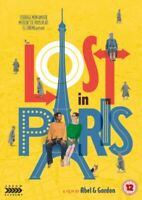 Nuovo Lost IN Paris DVD