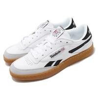 Reebok Revenge Plus Gum White Grey Black Men Classic Casual Shoes Sneaker CM8791