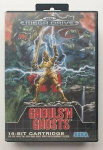 Ghouls 'N Ghosts Game for Sega Mega Drive 16-Bit Cartridge