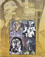 Guyana Stamp - Pablo Picasso paintings Stamp - NH