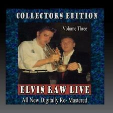 Elvis Presley - Elvis Raw Live - Volume 3 [New CD] Manufactured On Demand