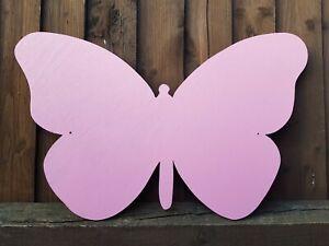 Children's Outdoor Butterfly coloured Chalkboard Garden Handmade  School Nursery